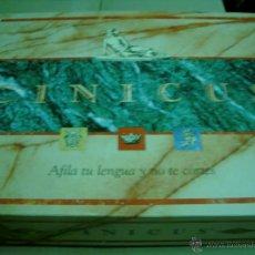 Juegos de mesa: JUEGO DE MESA CINICUS. Lote 41067158