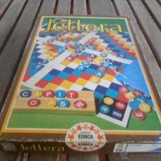 Juegos de mesa: JUEGO LETTERA DE EDUCA . Lote 41105597