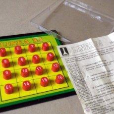 Juegos de mesa: JUEGO, JUEGO MAGNETICO, LINEA 34, RIMA, 16 X 16 CM. Lote 41152542