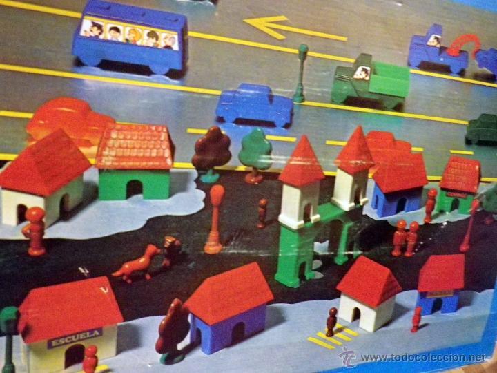 Juegos de mesa: JUEGO DIDACTICO, MI PEQUEÑA CIUDAD, PSE, REF 2004, 36 X 48 CM - Foto 2 - 41157225