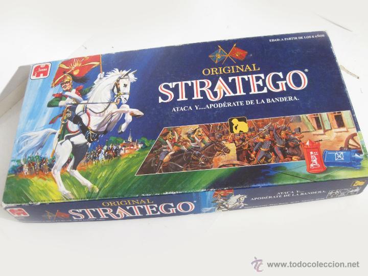 Juego De Estrategia Militar Stratego Jumbo 19 Comprar Juegos De