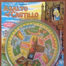Juegos de mesa: JUEGO AÑOS 60 ASALTO AL CASTILLO DE FERRER NADAL MARC PIQUE. Lote 194650020