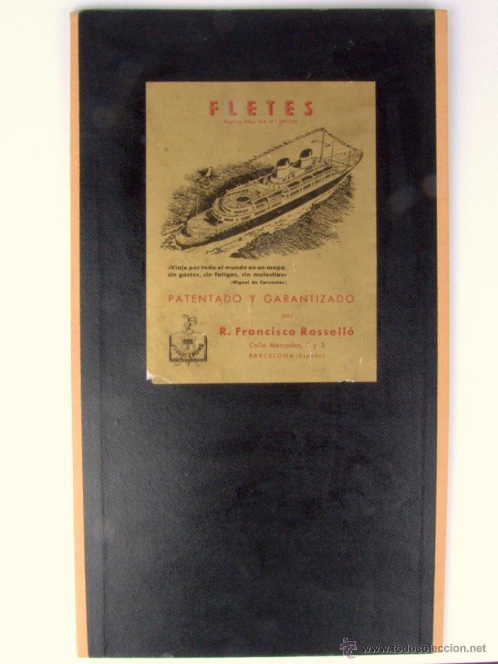 Juegos de mesa: FLETES - JUEGOS CRONE - AÑOS 50' (TABLERO DE JUEGO) - Foto 2 - 41296182