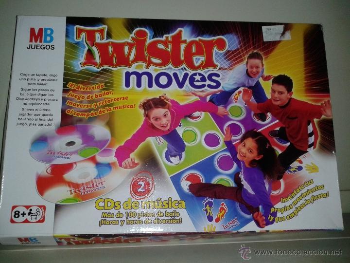 Twister Moves Completo Mb Juegos Comprar Juegos De Mesa
