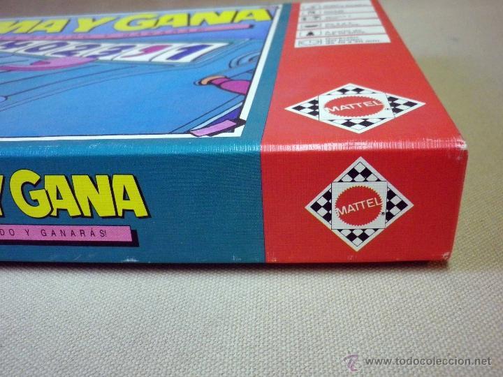 Juegos de mesa: JUEGO DE MESA, SUMA Y GANA, MATTEL, 1989, INCLUYE REGLAMENTO, COMPLETO - Foto 2 - 41423108