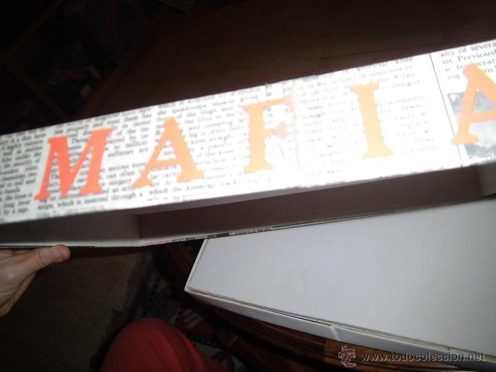 Juegos de mesa: JUEGO DE MESA NAC - MAFIA - 1982 - Foto 5 - 41430858