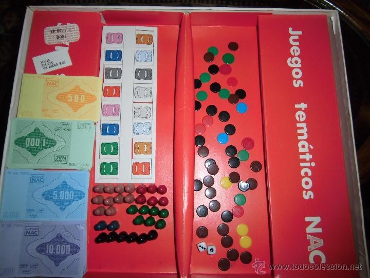 Juegos de mesa: JUEGO DE MESA NAC - MAFIA - 1982 - Foto 7 - 41430858