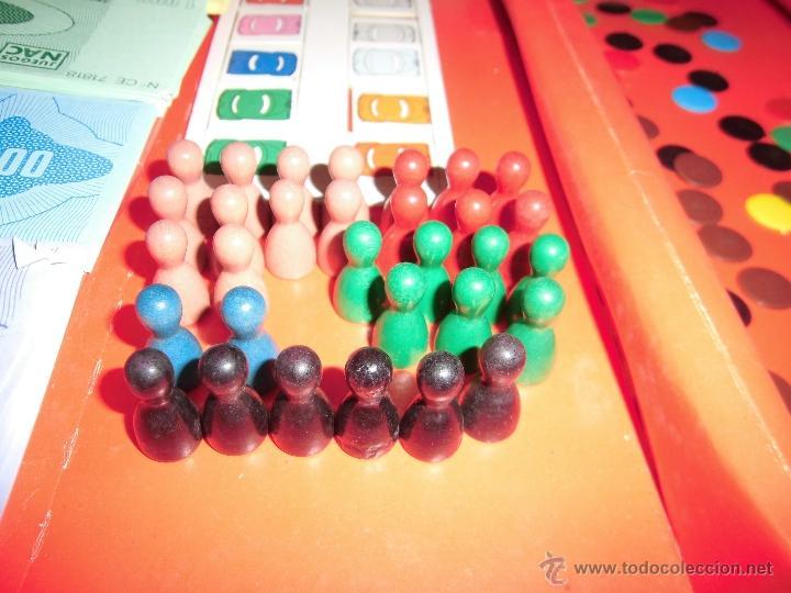 Juegos de mesa: JUEGO DE MESA NAC - MAFIA - 1982 - Foto 8 - 41430858