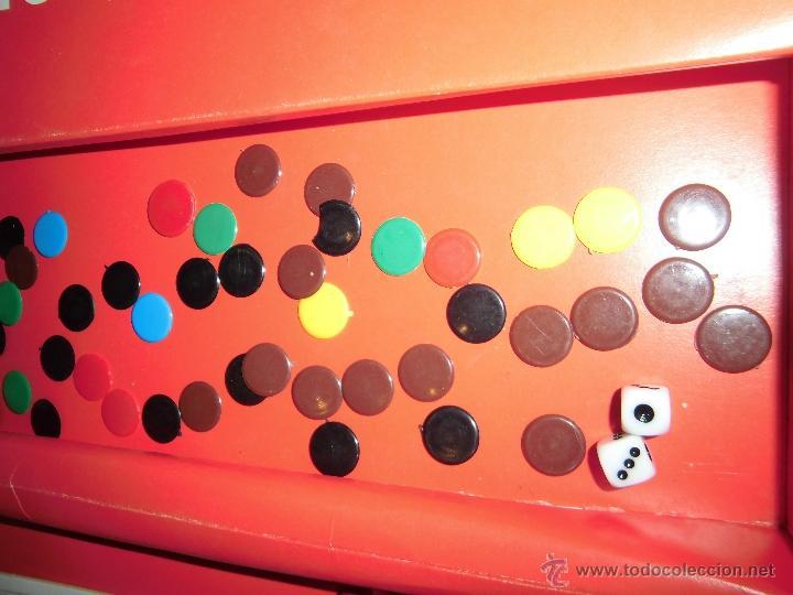 Juegos de mesa: JUEGO DE MESA NAC - MAFIA - 1982 - Foto 9 - 41430858