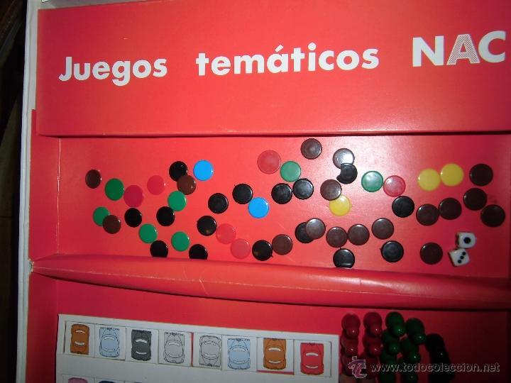 Juegos de mesa: JUEGO DE MESA NAC - MAFIA - 1982 - Foto 11 - 41430858