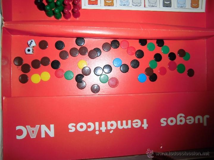 Juegos de mesa: JUEGO DE MESA NAC - MAFIA - 1982 - Foto 12 - 41430858