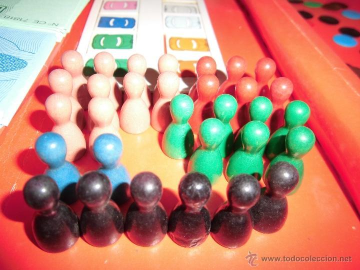 Juegos de mesa: JUEGO DE MESA NAC - MAFIA - 1982 - Foto 15 - 41430858