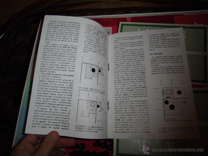Juegos de mesa: JUEGO DE MESA NAC - MAFIA - 1982 - Foto 18 - 41430858