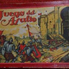 Juegos de mesa: JUEGO DEL ASALTO. Lote 41491535