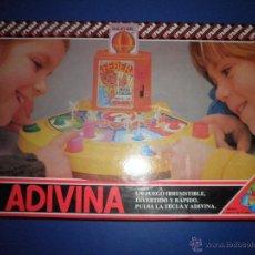 Juegos de mesa: ADIVINA DE FEBER - NO FUNCIONA. Lote 117968667