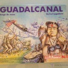 Juegos de mesa: JUEGO DE MESA NAC - GUADALCANAL. Lote 41514086