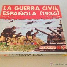 Juegos de mesa: JUEGO DE MESA NAC COMPLETO - LA GUERRA CIVIL ESPAÑOLA - 336 FICHAS. Lote 41514369