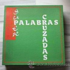 Juegos de mesa: PALABRAS CRUZADAS, JUEGO DE MESA. Lote 41562420