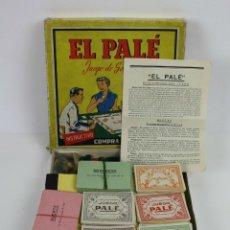 Juegos de mesa: JUEGO DE MESA - EL PALÉ - JUEGO DE SOCIEDAD - AÑOS 50. Lote 41584981