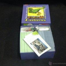 Juegos de mesa: LAUBURUA - JUEGO DE PREGUNTAS EN EUSKERA - CAR31. Lote 41588768