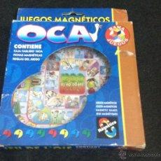 Juegos de mesa: JUEGO MAGNETICO - RAMA - OCA - CAR31. Lote 41588885