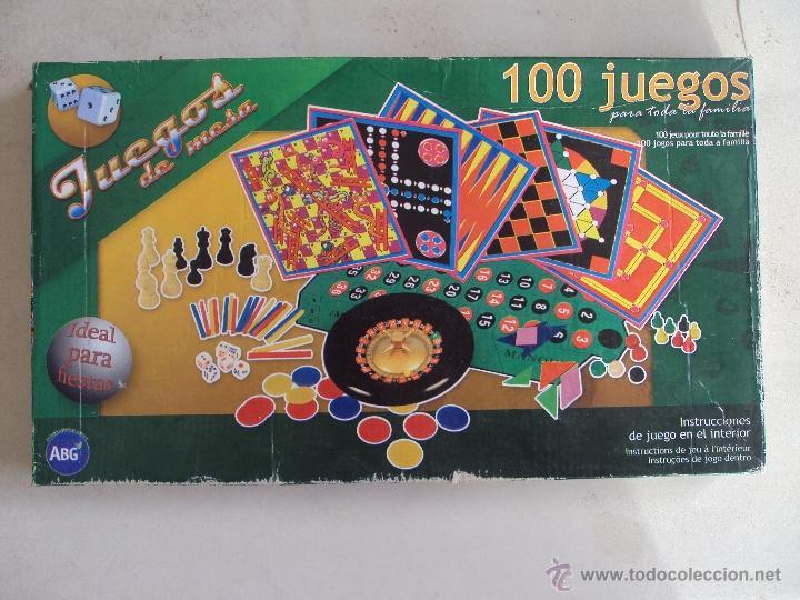 Juegos De Mesa 100 Juegos Para Toda La Familia Comprar Juegos De