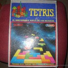 Juegos de mesa: TETRIS EL IRREVERSIBLE JUEGO DE LOS BLOQUES,NINTENDO Y FALOMIR.. Lote 41657634