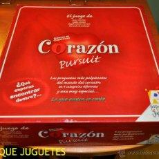 Juegos de mesa: JUEGO CORAZÓN PURSUIT DE POPULAR DE JUGUETES. Lote 41693794