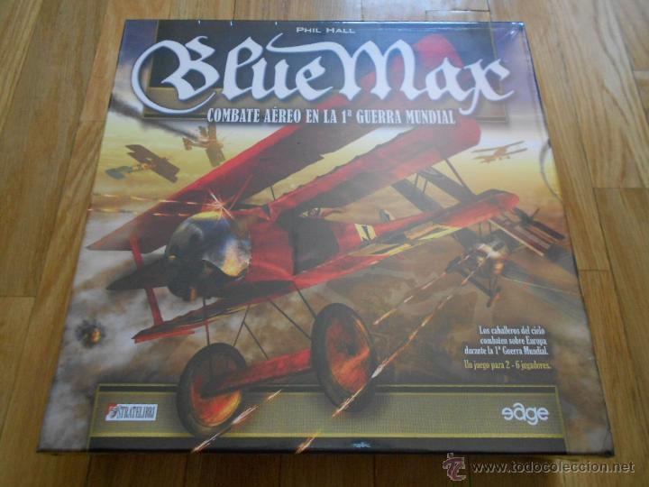 Juego Wargame Blue Max Edge 2014 Precintado Comprar Juegos De