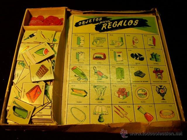 Antiguo Juego De Mesa Anos 50 Compras Desconoce Comprar Juegos De