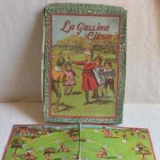 Juegos de mesa: JUEGO LA GALLINA CIEGA. Lote 41744009