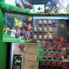 Juegos de mesa: JUEGO FOOTBALLPLAYER TEMPORADA 2.009/10 CTR 2.009 CON 2 EQUIPOS SELECCION / REAL MADRID COMPLETO A F. Lote 91001872