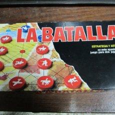 Juegos de mesa: JUEGO DE MESA LA BATALLA MARCA BORRAS AÑOS 80. Lote 41787318