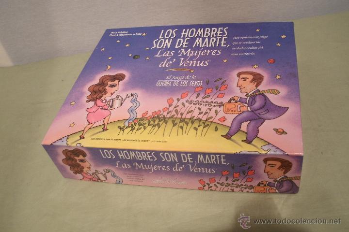Los Hombres Son De Marte Y Las Mujeres De Venus Comprar Juegos De