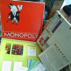 Juegos de mesa: JUEGO MONOPOLY ( COMPLETO ). Lote 42058364