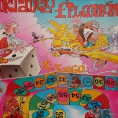 Juegos de mesa: MORTADELO Y FILEMON JUGUETE DE MESAS. Lote 42073170