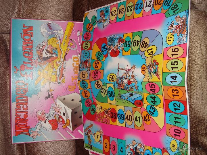 Juegos de mesa: MORTADELO Y FILEMON JUGUETE DE MESAS - Foto 2 - 42073170