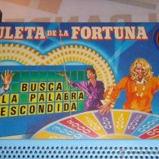 Juegos de mesa: LA RULETA DE LA FORTUNA. Lote 42076866