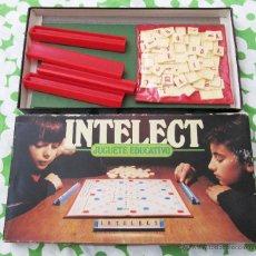 Juegos de mesa: JUEGO DE MESA INTELECT - JUEGO EDUCATIVO CEFA - AÑOS 70. Lote 114000374