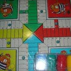 Juegos de mesa: PARCHIS Y OCA DE LA REAL SOCIEDAD. Lote 42207051