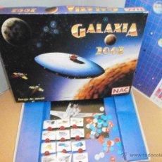 Juegos de mesa: JUEGO DE MESA NAC GALAXIA 2002 SERIE AVENTURAS. Lote 42214464
