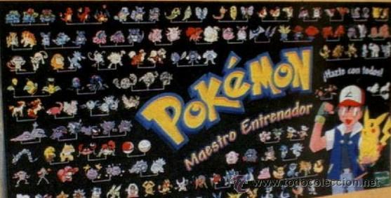 Juego De Mesa Pokemon Maestro Entrenador Hasbro Comprar Juegos De
