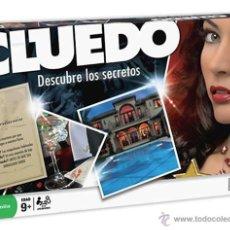 Juegos de mesa: CLUEDO DE PARKER DESCATALOGADO COMPLETO. Lote 42436546