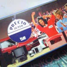 Juegos de mesa: EL PRECIO JUSTO AÑO 1990. Lote 42461384