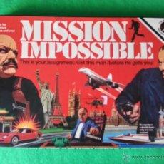 Jeux de table: MISSION IMPOSSIBLE THE BERWICK MASTERPIECE SERIES CEFA MB PARECIDO NAC. Lote 42495021