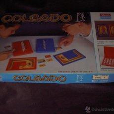 Juegos de mesa: JUEGO COLGADO FALOMIR JUEGOS AHORCADO. Lote 42561290