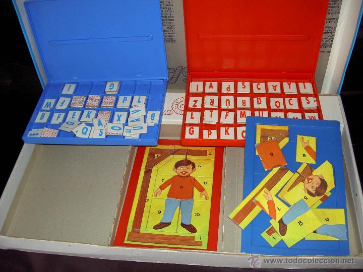 Juegos de mesa: JUEGO COLGADO FALOMIR JUEGOS AHORCADO - Foto 3 - 42561290