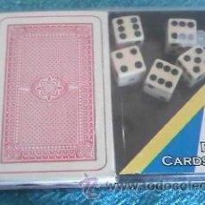Juegos de mesa: LOTE DE JUEGO DE DADOS Y NAIPES DE POKER.. Lote 42635044