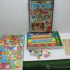 Juegos de mesa: EDUCA - JUEGO DE MESA EDUCATIVO LINCE JUNIOR. Lote 42648254