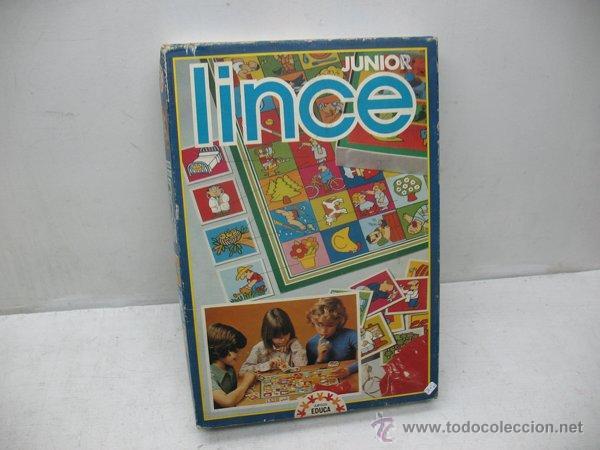 Juegos de mesa: EDUCA - Juego de mesa educativo lince Junior - Foto 6 - 42648254